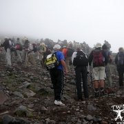 Mountaineers climb Mount Ararat's Second Camp